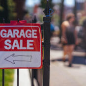 7 Tips for Throwing a Successful Garage Sale