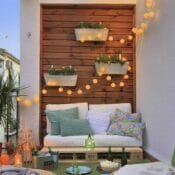 How to Decorate and Organize Your Apartment Balcony
